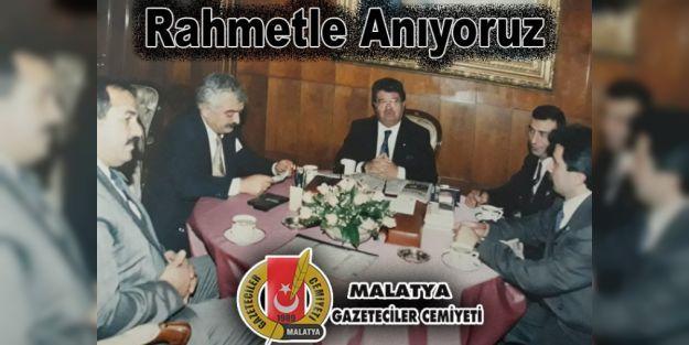 Cumhurbaşkanımız Turgut Özal'ı Rahmetle Anıyoruz