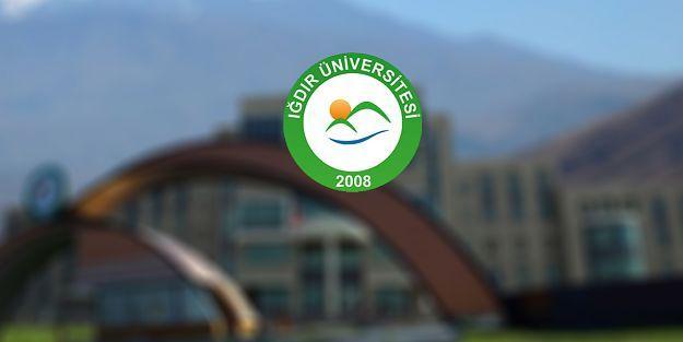 Iğdır Üniversitesi Öğretim Üyesi alıyor