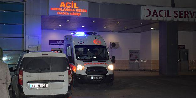 Kale ilçesinde kaza: 3 yaralı