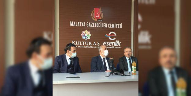 Karadağ: 'Hekimhan Malatya'nın Yıldızı olacak'