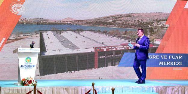 Malatya Büyükşehir'in Borcu 630 Milyona İndi