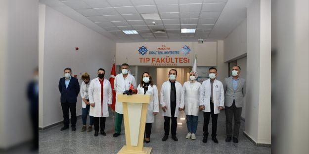 Malatya Doktora Yapılan Saldırıyı Kınadı