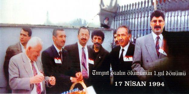 "'Malatyalılar Özal'ı unutmadı"""