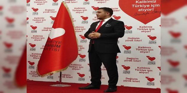 Mutlu: Türkiye Değişim Partisi Bu Yolda Kararlı