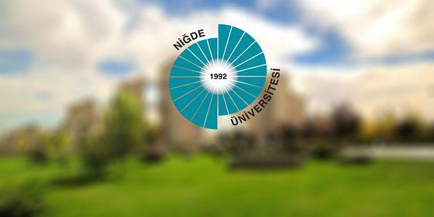 Niğde Ömer Halisdemir Üniversitesi 21 Öğretim Üyesi Alıyor