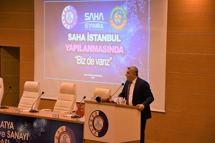 Sadıkoğlu: SAHA İstanbul Anadolu yapılanmasında biz de varız