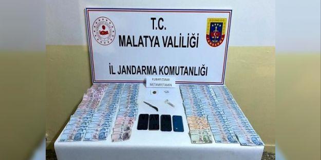 Sivas'ta Çaldılar, Malatya'da Yakalandılar