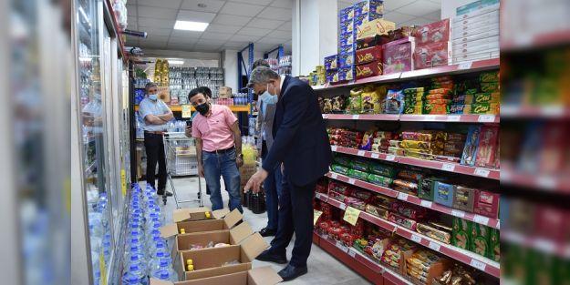 TSO, Ramazan yardımı gıdalarını yerel esnaftan aldı