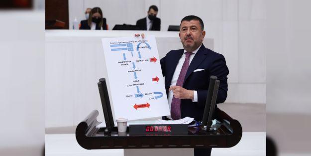"""'VIP HİZMET, VIP KAÇAKÇILIK"""""""