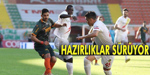 YeniMalatyaspor, Alanyaspor Maçının Hazırlıklarını Sürdürdü