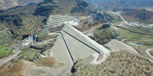 Yoncalı Barajında Bu Yıl Su Tutulacak