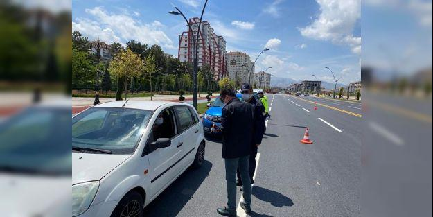 60 Kişiye 54 bin lira Covid-19 cezası