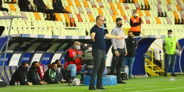 Buz: Galatasaray Maçına Odaklanacağız