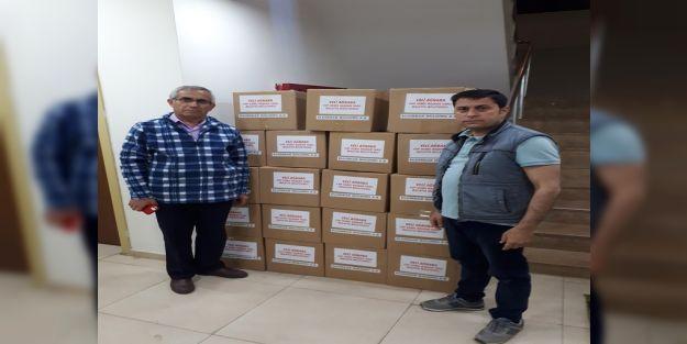 CHP'den İhtiyaç Sahibi Ailelere Ramazan Yardımı