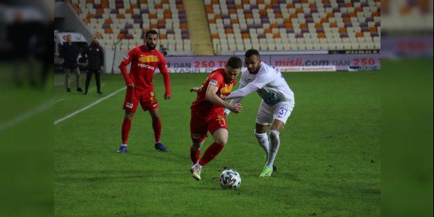 Rizespor ile YeniMalatyaspor 6. Kez rakip olacak