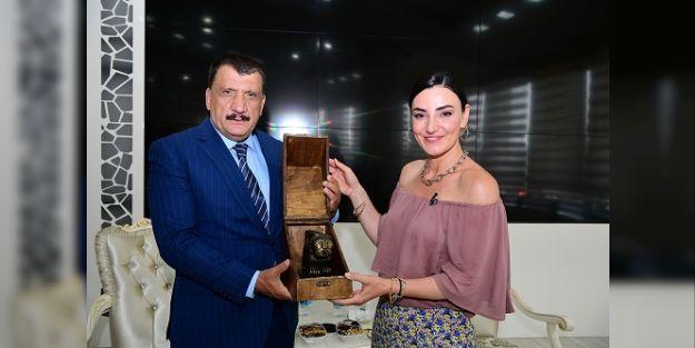 'Sevcan'la Lezzet Yolunda' Programı Malatya'da