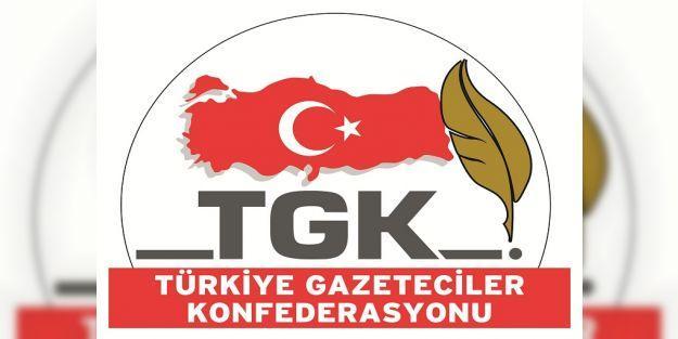 TGK: Emniyet genelgesi, gazetecilerin çalışmasını engellemez!