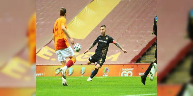 Yeni Malatyaspor, Galatasaray'ı Şampiyonluktan Etti: 3-1