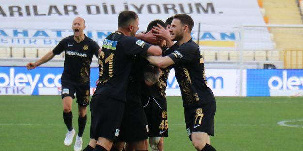 YeniMalatyaspor, 5 maçtır sahasında kaybetmiyor