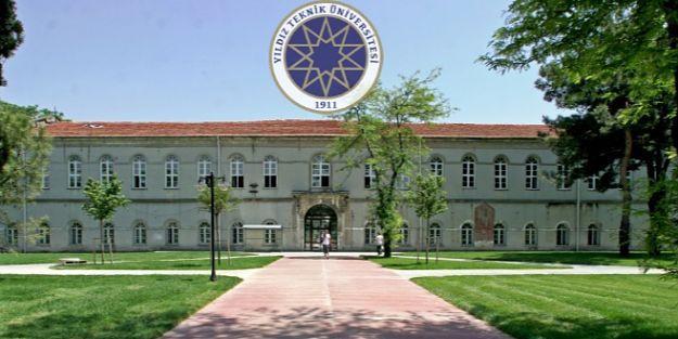 Yıldız Teknik Üniversitesi Öğretim Üyesi alım ilanı