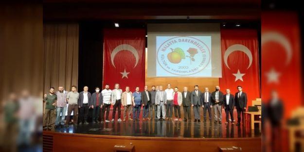 Bursa Malatya-Darendeliler Derneğinin Genel Kurulu Yapıldı