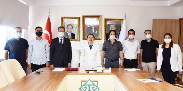 """'Kamu-Üniversite-Sanayi İş birliği"""" Protokolü imzalandı"""