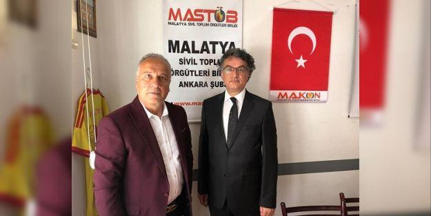 MASTÖB Ankara da Görev Değişimi