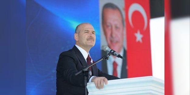 Soylu: PKK Kandilde İmdat Çağrısı Yapıyor