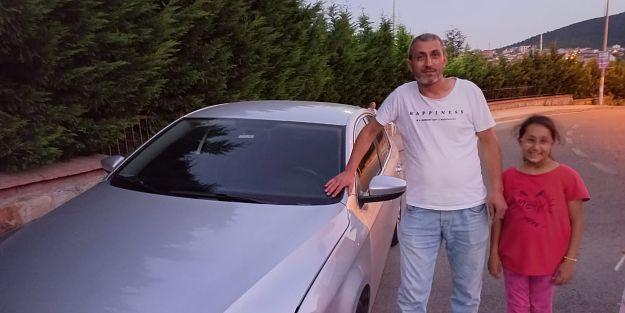 Araçlarına giren yılanla Muş'tan İstanbul'a kadar seyahat ettiler