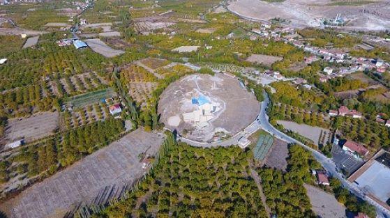 ARSLANTEPE, UNESCO DÜNYA MİRASI KALICI LİSTESİ'NE ALINDI