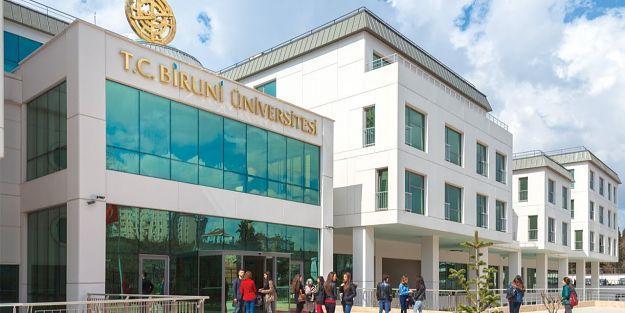 Biruni Üniversitesi 14 Araştırma Görevlisi ve Öğretim Görevlisi