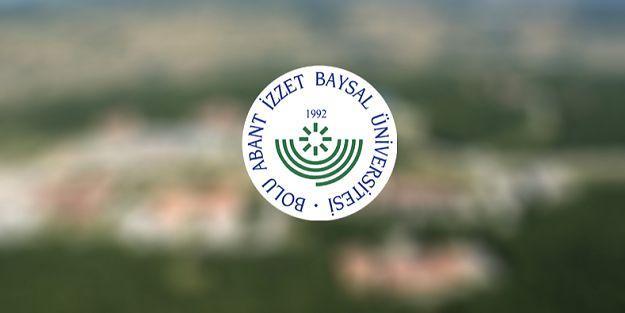 Bolu Abant İzzet Baysal Üniversitesi 15 öğretim üyesi alacak