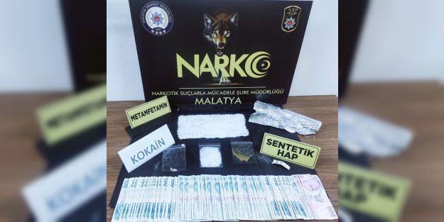 Gözaltına alınan 12 uyuşturucu satıcısı tutuklandı