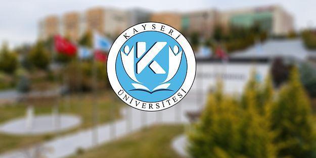 Kayseri Üniversitesi Öğretim Görevlisi alıyor