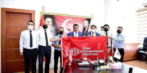 Malatya Büyükşehir'e iş sağlığı ve güvenliği yönetim sistemi belgesi