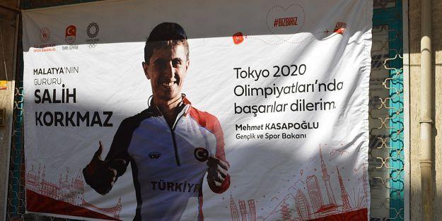 Malatyalı atlet olimpiyatlarda Türkiye'yi temsil edecek