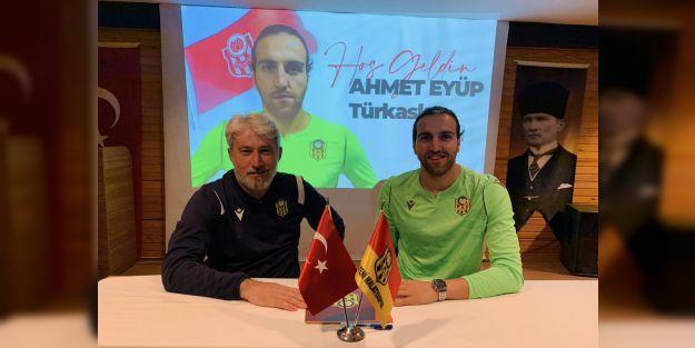 Yeni Malatyaspor Kaleye Takviye Yaptı