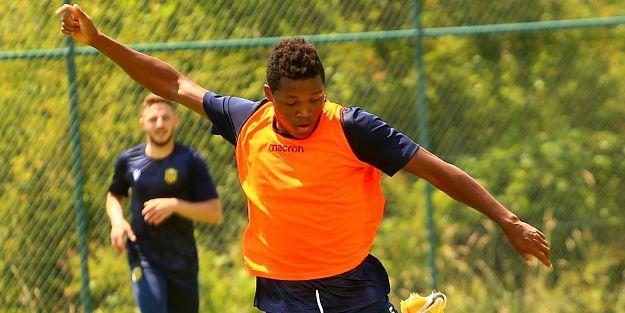 YeniMalatyaspor hazırlıklarına Bolu'da devam etti