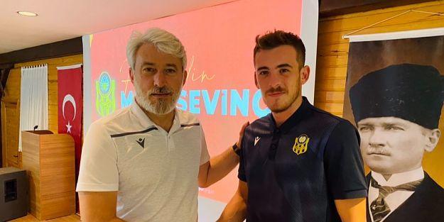 YeniMalatyaspor Mete Sevinç'le anlaştı