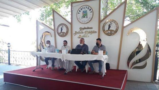 Yeşilyurt Belediyespor'da Yönetime Devir yetkisi verildi