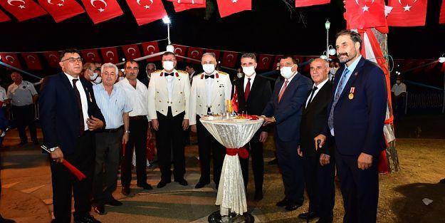 30 Ağustos Zafer Bayramı Resepsiyonu Düzenlendi