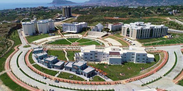Alanya Alaaddin Keykubat Üniversitesi Öğretim Üyesi alım ilanı