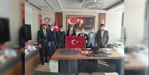 Başkan Adıyaman Ankara'da Temaslarda Bulunuyor