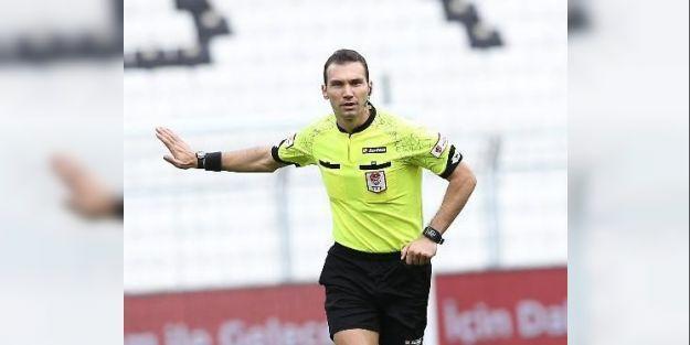 Göztepe-Yeni Malatyaspor Maçını Şimşek Yönetecek