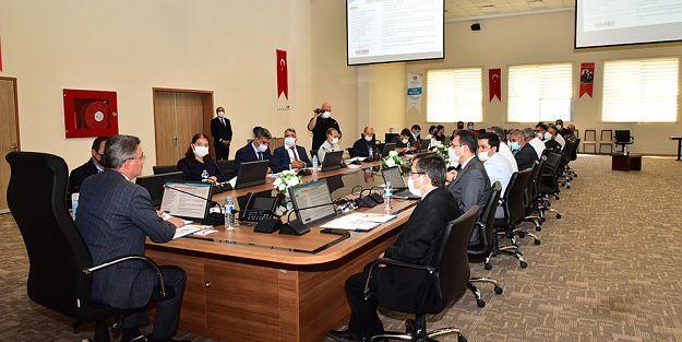 Kamu-Üniversite-Sanayi İşbirliği Toplantısı Düzenlendi
