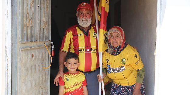 'Maço Baba' ve 'Fatma Nine', Yeni Malatyaspor'la tekrar buluşmanın mutluluğunu yaşıyor