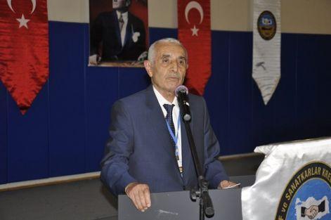 Malatya ESKKK Başkanı Ali Evren Güven Tazeledi