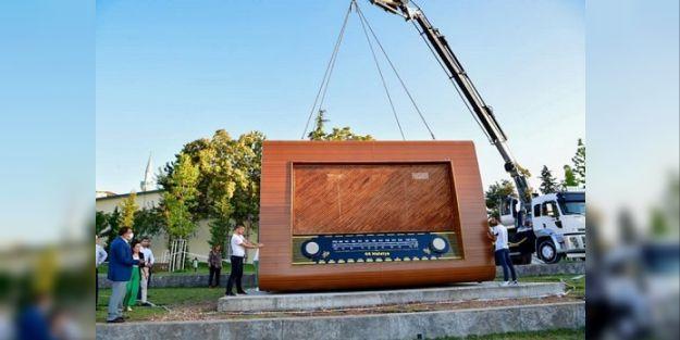 Millet Parkında 'Malatya Radyosu'
