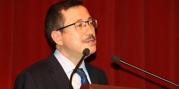 Rektör Kızılay'dan projelerin önemi vurgusu