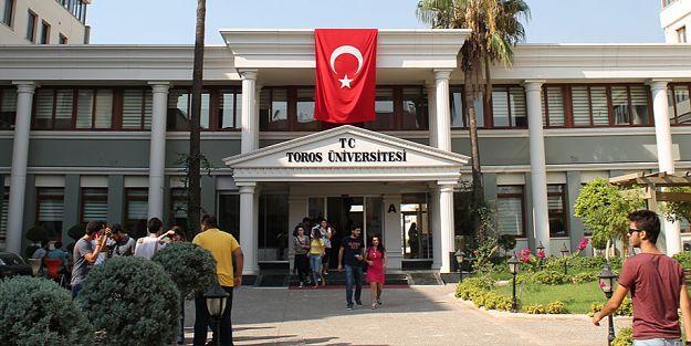 Toros Üniversitesi 15 Öğretim Üyesi alıyor